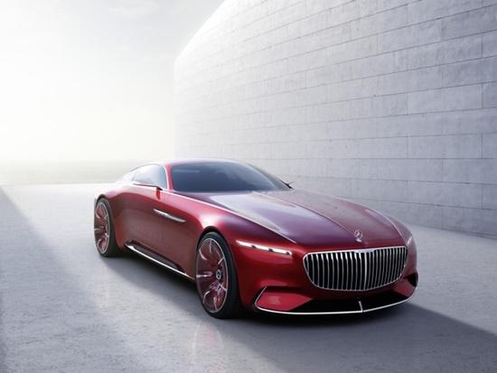 Mercedes Benz investe no segmento de carros elétricos